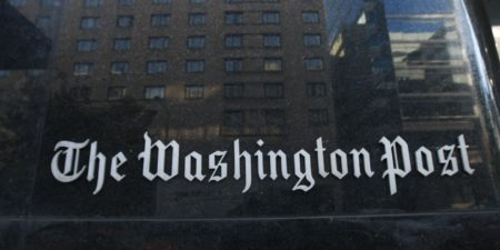 """The Washington Post"""