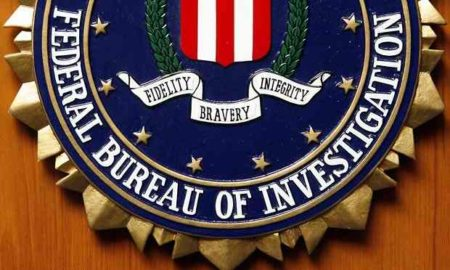 """(Fidelity, Bravery, Integrity) Federal Bureau of Investigation"""