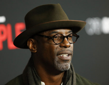 Actor, Isaiah Washington