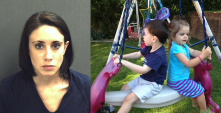 Suspected child-killer, Casey Anthony