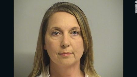 Tulsa, Oklahoma officer, and executioner, Betty Shelby
