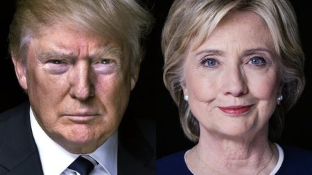 "A Vote for Trump or Hillary is a Vote for a Continuation of the ""War on Drugs"" and the ""War on Terrorism"""