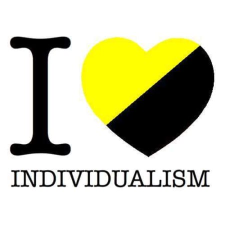 """I ❤ Individualism"""