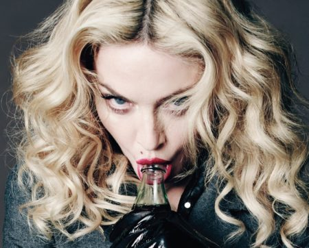 "Madonna is ready to offer her ""services"" to Hillary voters"