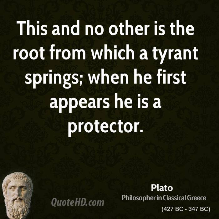Plato Quote: Inspired To Promote Voluntaryism After Yet Another Viewing