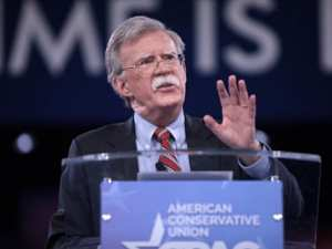 President-Elect, Donald Trump, considering John Bolton for position of Secretary of State